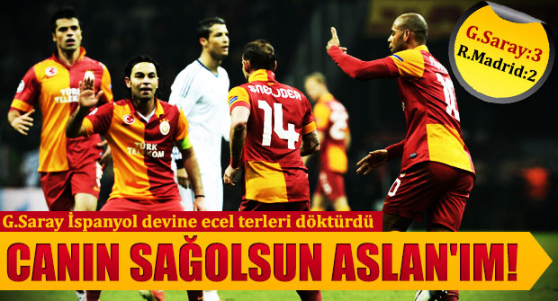 Galatasaray - Real Madrid